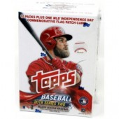 2018 Topps Series 2 Baseball Blaster 16 Box Case