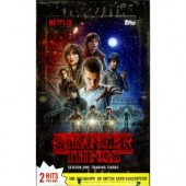 2018 Topps Stranger Things Hobby Box