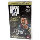 2018 Topps The Walking Dead Autograph Collection Hobby 20 Box Case