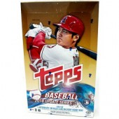 2018 Topps Update Series Baseball Hobby 12 Box Case