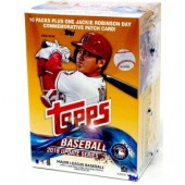 2018 Topps Update Series Baseball Blaster 16 Box Case