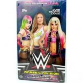 2018 Topps WWE Women's Division Hobby Box