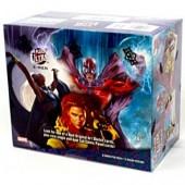2018 Upper Deck Fleer Ultra X-Men Trading Cards Box