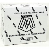2019/20 Panini Mosaic Basketball Multi-Pack 20 Box Case