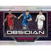 2019/20 Panini Obsidian Soccer Hobby 12 Box Case