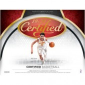 2019/20 Panini Certified Basketball Hobby 12 Box Case