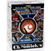 2019/20 Panini Chronicles Basketball Blaster 20 Box Case