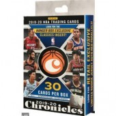 2019/20 Panini Chronicles Basketball Hanger Pack Box