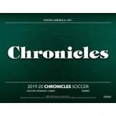 2019/20 Panini Chronicles Soccer Hobby 12 Box Case