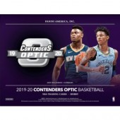 2019/20 Panini Contenders Optic Basketball Hobby Box