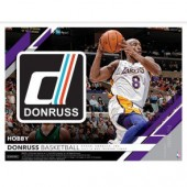 2019/20 Panini Donruss Basketball Hobby 10 Box Case