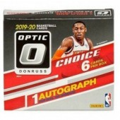 2019/20 Panini Donruss Optic Choice Basketball 20 Box Case