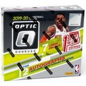 2019/20 Panini Donruss Optic Basketball Premium 1st Off The Line Hobby Box