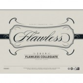 2019/20 Panini Flawless Collegiate Basketball Hobby 2 Box Case