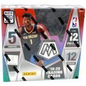 2019/20 Panini Mosaic Basketball Tmall Edition 12 Box Case