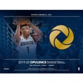 2019/20 Panini Opulence Basketball Hobby 2 Box Case