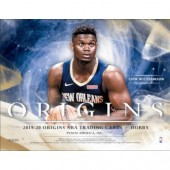 2019/20 Panini Origins Basketball Hobby 12 Box Case