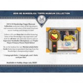 2019/20 Topps Bundesliga Museum Collection Soccer 12 Box Case