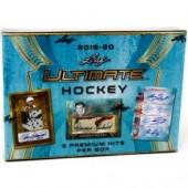 2019/20 Leaf Ultimate Hockey Box