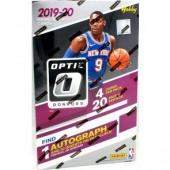2019/20 Panini Donruss Optic Basketball Hobby 12 Box Case