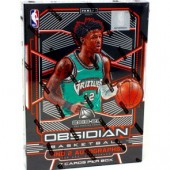 2019/20 Panini Obsidian Basketball Hobby 12 Box Case