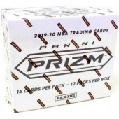 2019/20 Panini Prizm Basketball Multi-Pack 20 Box Case