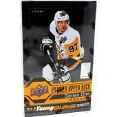 2019/20 Upper Deck Series 1 Hockey Hobby 12 Box Case