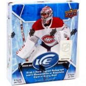 2019/20 Upper Deck ICE Hockey Hobby 8 Box Case