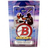 2019 Bowman Draft Baseball Super Jumbo Box