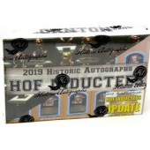 2019 Historic Autographs Hall Of Fame Inductees Update 10 Box Case