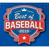 2019 Leaf Best of Baseball 10 Box Case