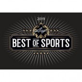 2019 Leaf Best of Sports 10 Box Case