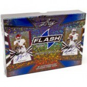 2019 Leaf Flash Football Hobby 12 Box Case