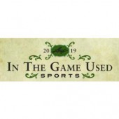 2019 Leaf In The Game (ITG) Game Used Sports 12 Box Case