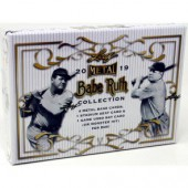 2019 Leaf Metal Babe Ruth Collection Baseball Hobby Box