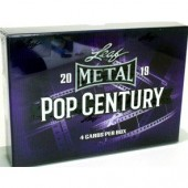 2019 Leaf Metal Pop Century 12 Box Case