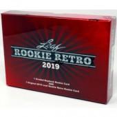 2019 Leaf Rookie Retro 10 Box Case