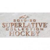 2019/20 Leaf Superlative Hockey 12 Box Case