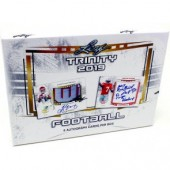2019 Leaf Trinity Football Hobby Box