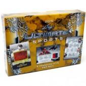 2019 Leaf Ultimate Sports Hobby 10 Box Case