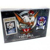 2019 Leaf Valiant Football Hobby 12 Box Case