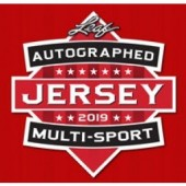 2019 Leaf Autographed Jersey Multi-Sport Edition Box
