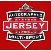 2019 Leaf Autographed Jersey Multi-Sport Edition 10 Box Case