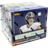 2019 Panini Absolute Football Hobby 12 Box Case