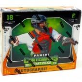 2019 Panini Contenders Draft Picks Baseball Hobby 12 Box Case