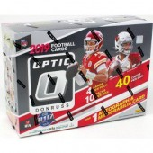 2019 Panini Donruss Optic Football Hobby Collector Box