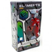 2019 Panini Elements Football Hobby 12 Box Case