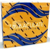2019 Panini Immaculate Collegiate Football Hobby 5 Box Case