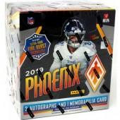 2019 Panini Phoenix Football Hobby Box