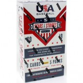 2019 Panini Stars and Stripes Baseball Hobby Box